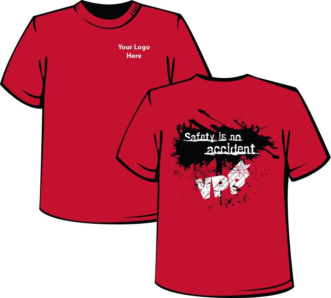 Vpp t shirts for Safety logo t shirts