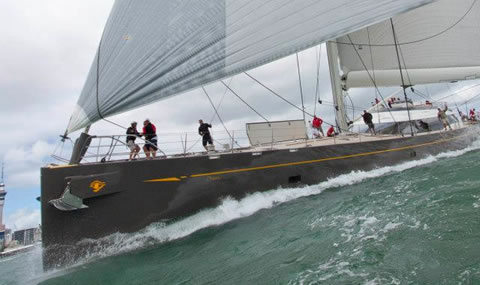 Image: Luke Sprague/Superyacht Images